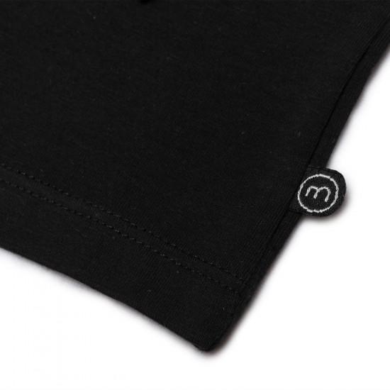 Bluza fina de corp din bambus - Minymo - Dark Grey Melange