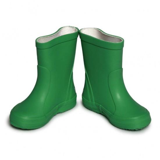Cizme de ploaie din cauciuc natural - CeLaVi - Jungle Green