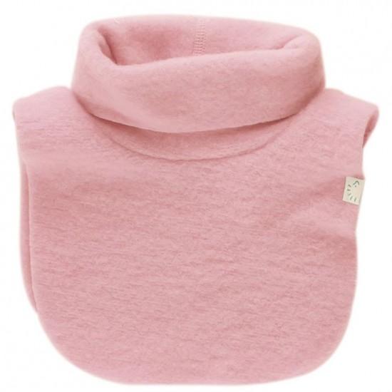 Pieptar gros din lana merinos organica fleece - Iobio - Cotton Candy